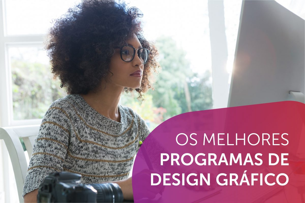 Os melhores programas de design gráfico