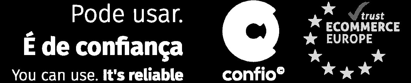 Selo Confio.pt Webnial Grafica Online