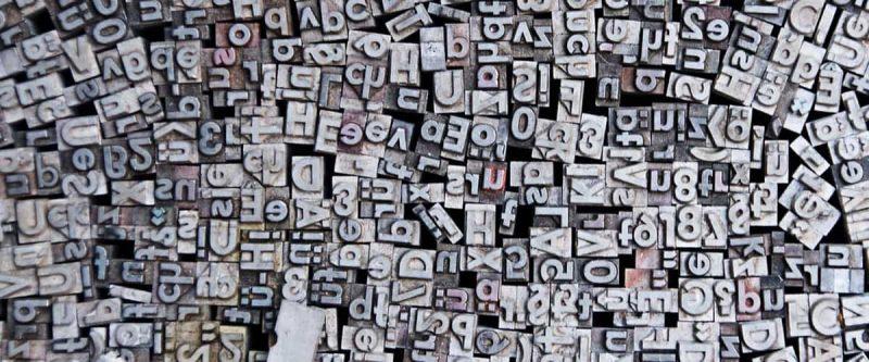 Tipos de letra online
