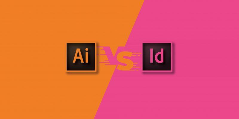 Qual a diferença entre o Illustrator e o InDesign main