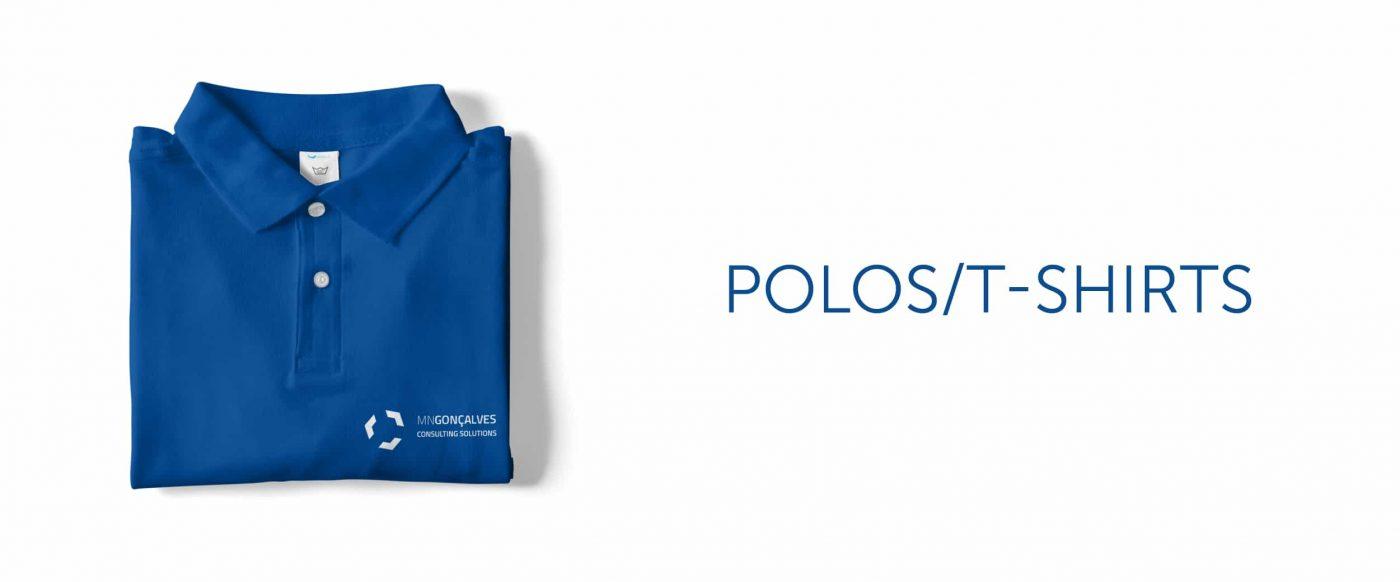 Polos t-shirts