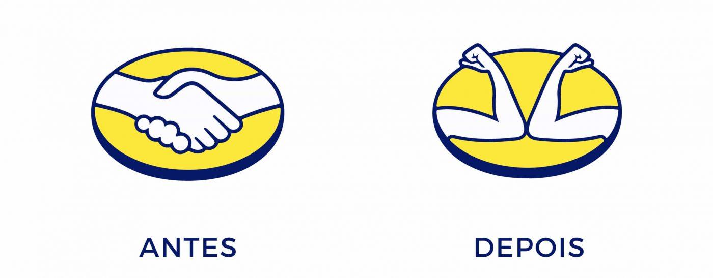 logotipo Mercado Livre covid-19