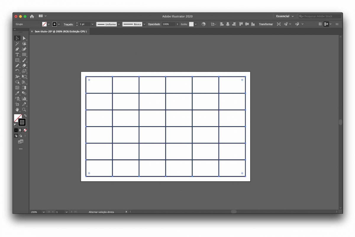 grade no illustrator