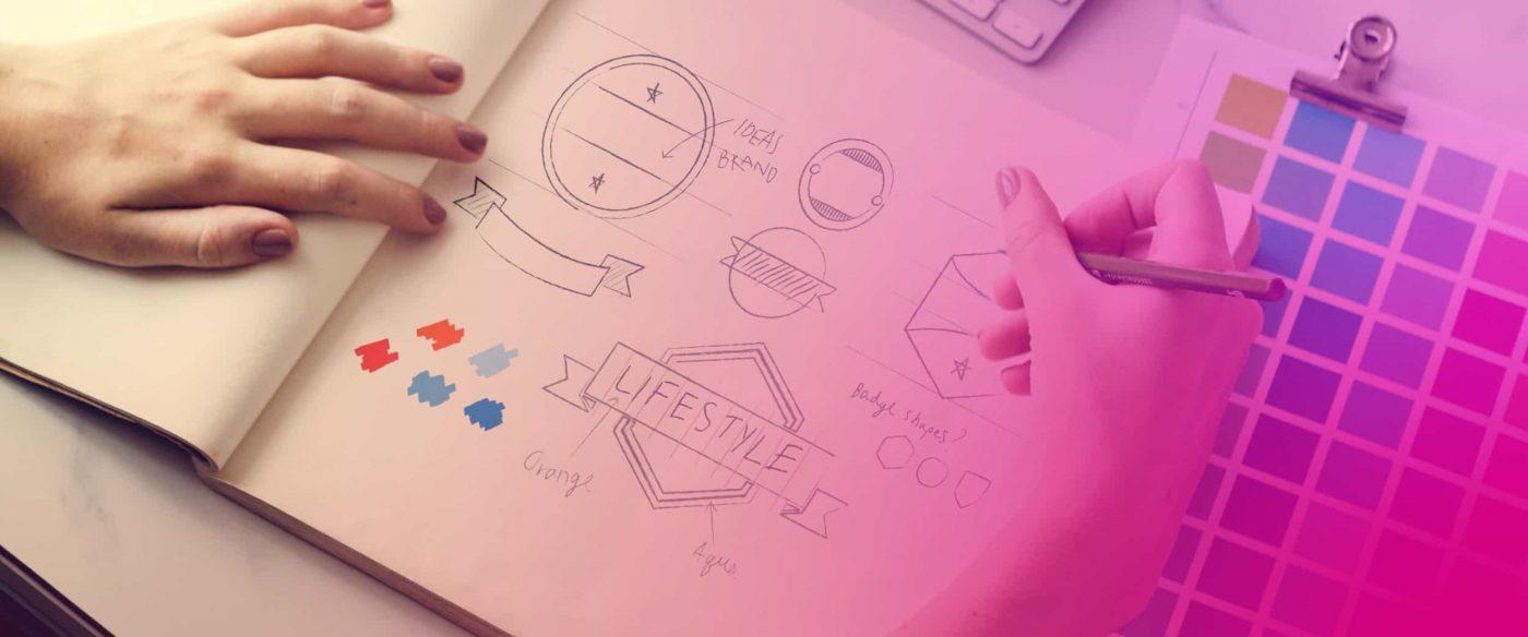 5 logótipos criativos para se inspirar main